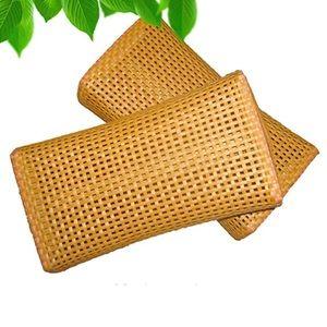 Hollow Pillow Bamboo Braided Sauna Pillow Pillow